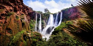 Ouzoud Waterfalls one day trip from Marrakech
