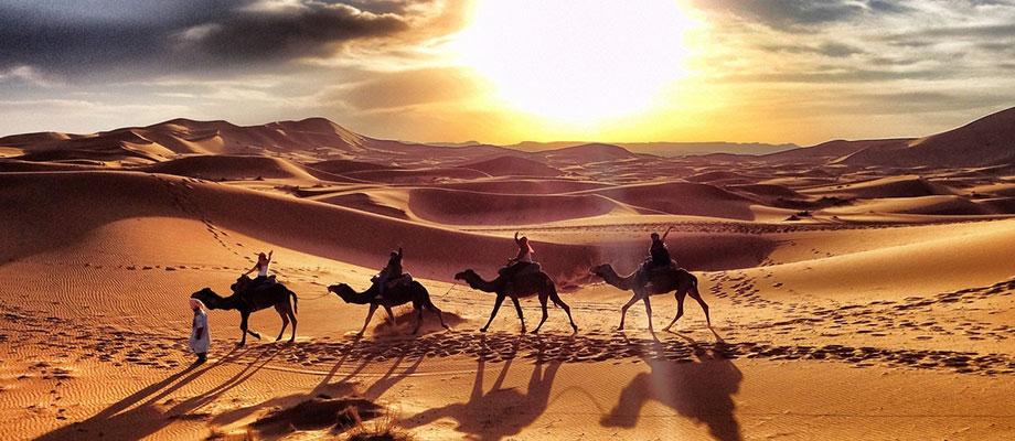 6 Days Tour From Casablanca to Merzouga desert